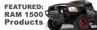 Dodge Ram suspension catalog