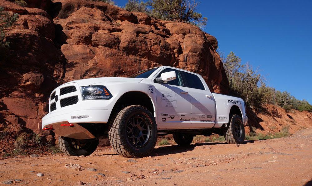 Minotaur Dodge Ram Beast