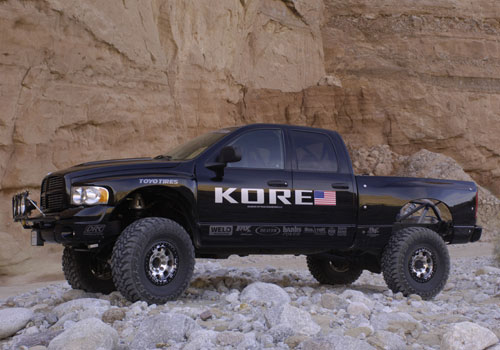 Desert Race Truck For Sale >> 2005 Parker 425 | KORE Off Road