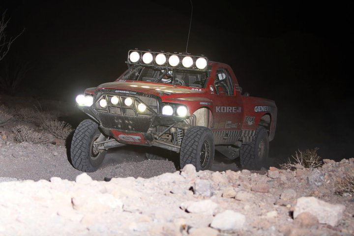 2010 Baja 1000 Dodge Ram Race Truck