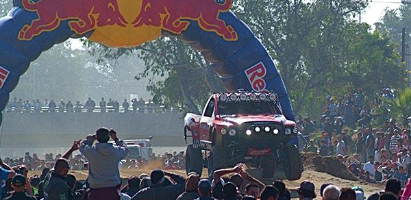 2010 Baja 1000 Start