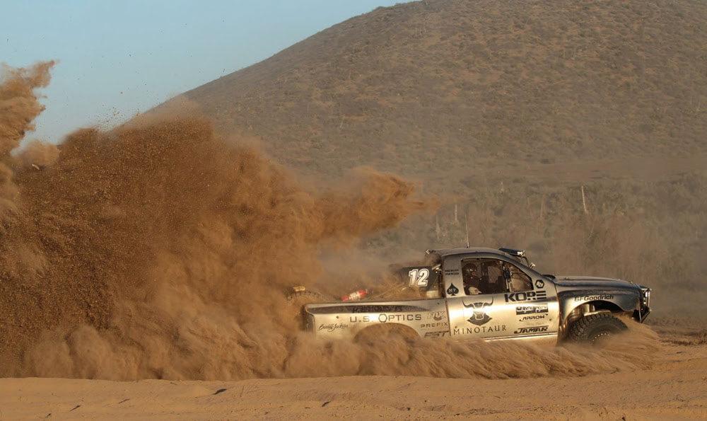 Minotaur Baja Racing