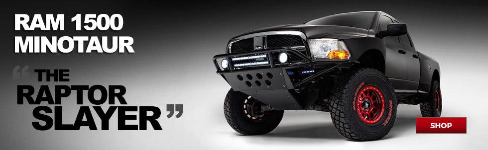 Dodge Ram 1500 Minotaur 1 | KORE Off Road
